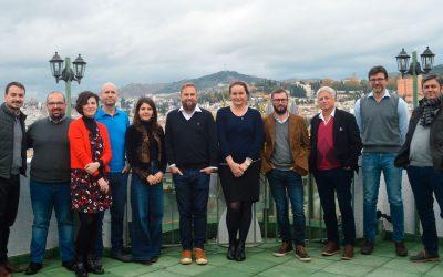 21-22 listopadu 2019: FARMINFIN první projektové jednání v Granadě, Španělsko